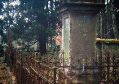 Lesní hřbitov Kyjov Krásná Lípa