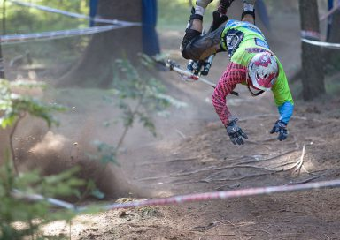 Czech downhill tour Ještěd 2015
